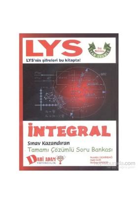 Dahi Adam LYS İntegral Sınav Kazandıran Tamamı Çözümlü Soru Bankası