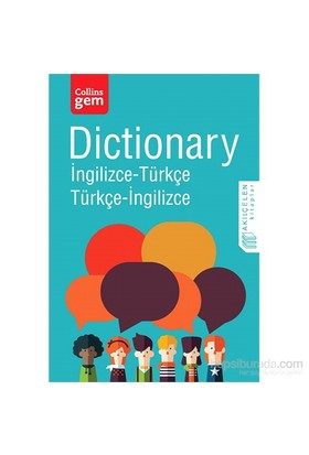 Dictionary İngilizce - Türkçe, Türkçe - İngilizce-Kolektif