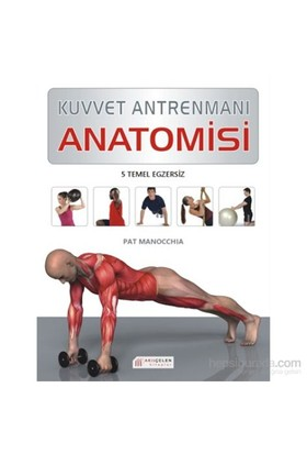 Kuvvet Antrenmanı Anatomisi - Pat Manocchia
