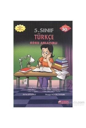 Esen 5. Sınıf Türkçe Konu Anlatımlı - Duygu Kösali Aydın