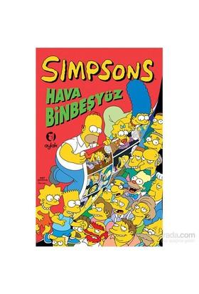 Simpsonlar - Hava Binbeşyüz-Matt Groening