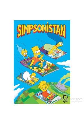 Simpsonlar – Simpsonistan-Matt Groening