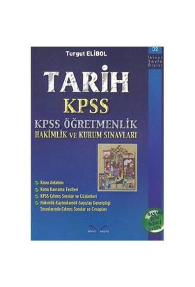 Kpss Tarih - Kpss Öğretmenlik, Hakimlik Ve Kurum Sınavları