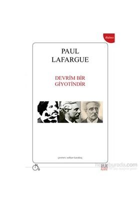Devrim Bir Giyotindir-Paul Lafargue