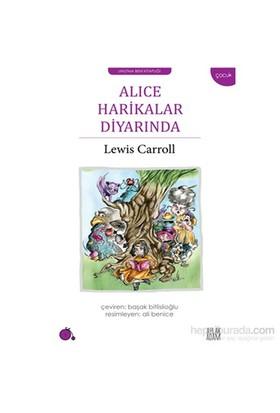 Alice Harikalar Diyarında-Lewis Carroll