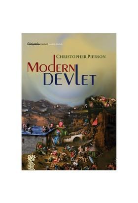 Modern Devlet - Christopher Pierson