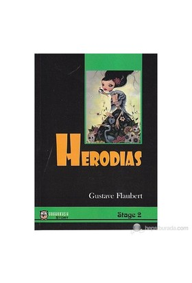 Herodias - (Stage 2) - Gustave Flaubert