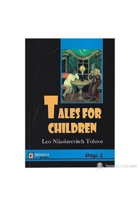 Tales For Children - (Stage 3) - Lev Nikolayeviç Tolstoy