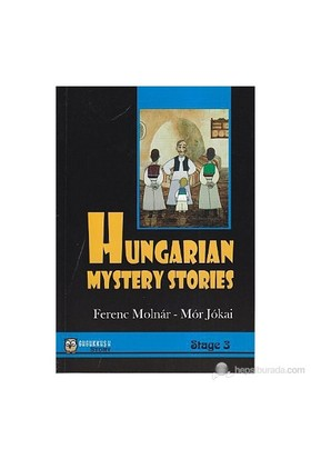 Hungarian Mystery Stories - (Stage 3)-Ferenc Molnar