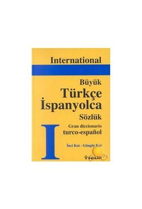 İnternational İspanyolca Sözlük - Güngör Kut