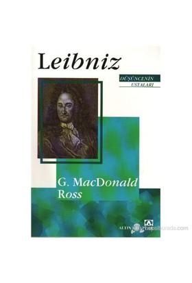 Düşüncenin Ustaları Leibniz-G. Macdonald Ross