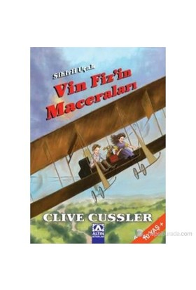 Sihirli Uçak Vin Fizin Maceraları-Clive Cussler