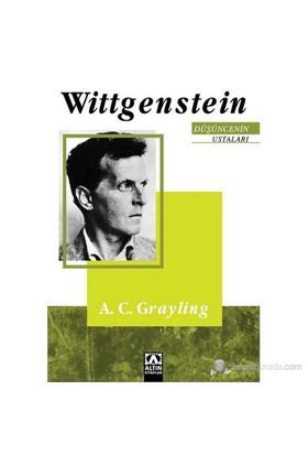 Düşüncenin Ustaları Wittgenstein-A. C. Grayling