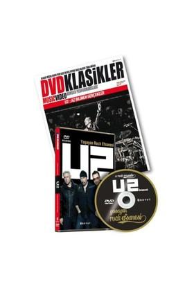 DVD Klasikler - U2: Az Bilinen Gerçekler (U2 Belgeseli DVD'si Hediye)
