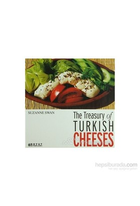 The Treasury Of Turkish Cheeses Türkiyenin Peynir Hazineleri-Suzanne Swan