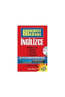 80 Derste / Günde İngilizce (cd'li) - B. Orhan Doğan