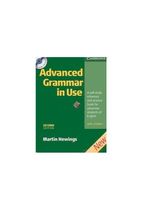 Advanced Grammar In Use With Answers (Second Edition) - Martin Hewings