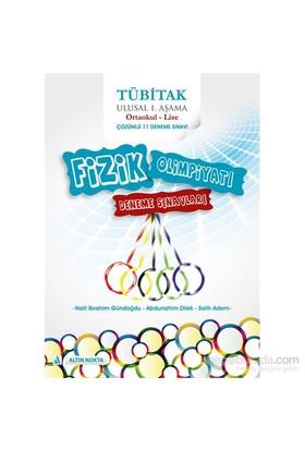 Tübitak Ulusal Fizik Olimpiyatı Denemeleri Ve Çözümleri - Abdurrahim Dilek