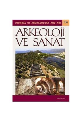 Arkeoloji Ve Sanat Dergisi Sayı: 134