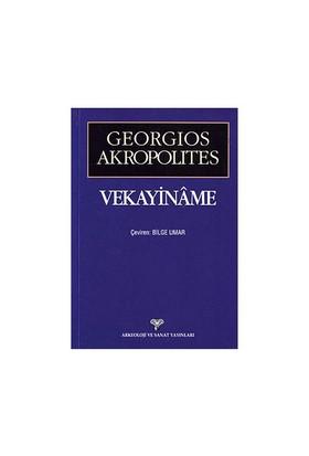 Vekayiname-Georgios Akropolites