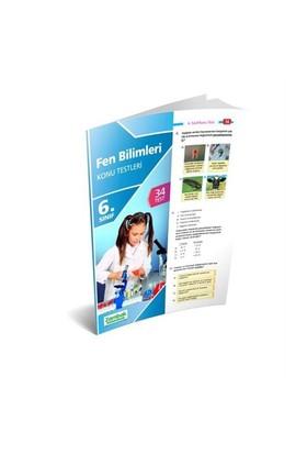 Zambak Yayınları 6.Sınıf Fen Ve Teknoloji Konu Testleri (Yaprak Test)