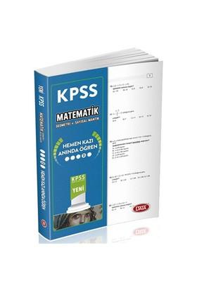 Data Kpss 2016 Matematik Çek Kopar Yaprak Test