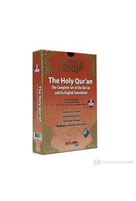 Kur'an-ı Kerim Hatim Seti İngilizce