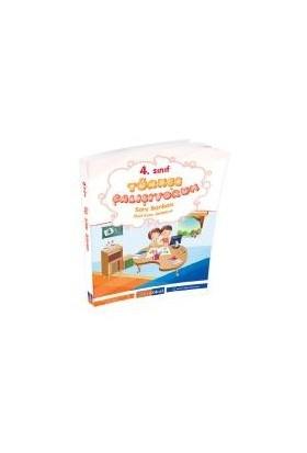 Etkin Okul Yayınları 4.Sınıf Türkçe Soru Bankası