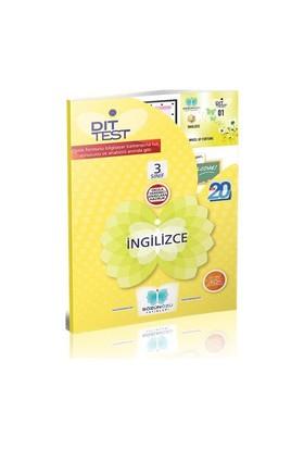 Sözün Özü 3. Sınıf İngilizce Dıt Test (20 Adet)
