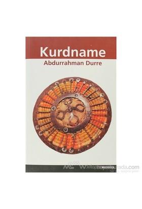 Kurdname-Abdurrahman Durre