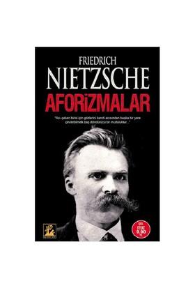 Aforizmalar (Cep Boy)-Friedrich Wilhelm Nietzsche
