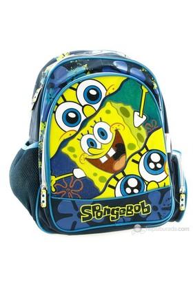 Sponge Bob Okul Çantası