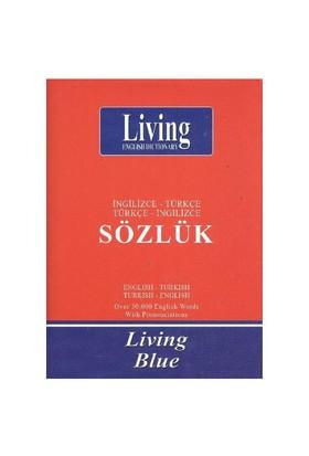 Living Blue İngilizce-Türkçe / Türkçe-İngilizce Sözlük