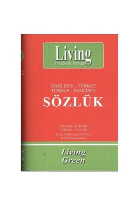 Living Green İngilizce-Türkçe / Türkçe-İngilizce Sözlük
