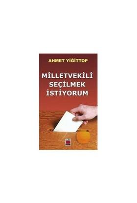 Milletvekili Seçilmek İstiyorum-Ahmet Yiğittop