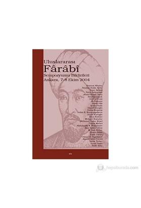 Uluslararası Farabi Sempozyumu Bildirileri-Kolektif