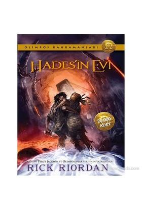 Olimpos Kahramanları 4 - Hades'in Evi - Rick Riordan