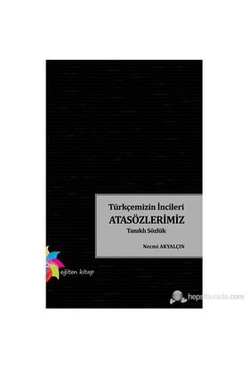 Türkçemizin İncileri Atasözlerimiz Tanıklı Sözlük-Necmi Akyalçın