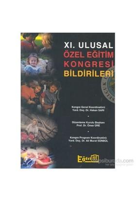 11. Ulusal Özel Eğitim Kongresi Bildirileri-Kolektif