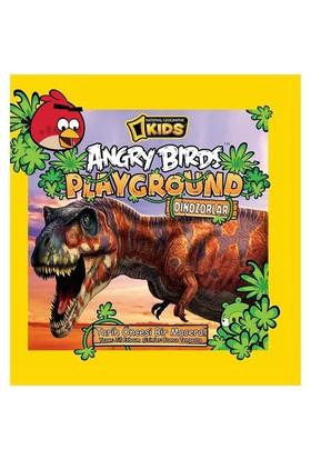 Angry Bırds: Playground (Dinozorlar)