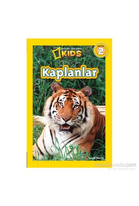 National Geographic Kids: Kaplanlar