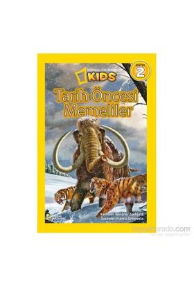 National Geographic Kids: Tarih Öncesi Memeliler