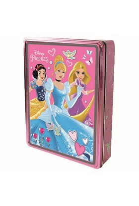 Disney Happy Tin: Prenses-Kolektif