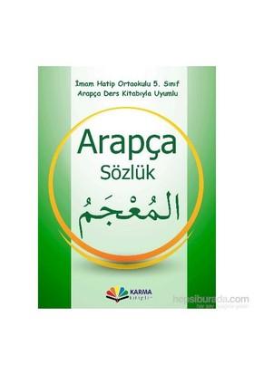 5.Sınıf Arapça Sözlük