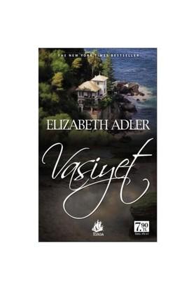 Vasiyet (Cep Boy)-Elizabeth Adler