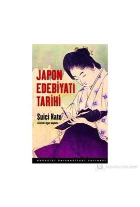 Japon Edebiyatı Tarihi - Şuiçi Kato