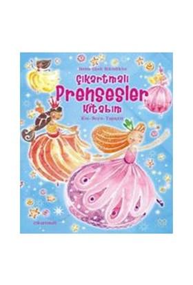 Çıkartmalı Prensesler Kitabım-Ruth Brocklehurst