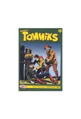 Tommiks (Renkli) Nostaljik Seri Sayı: 1 - Esse Gesse