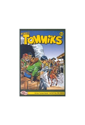 Tommiks (Renkli) Nostaljik Seri Sayı: 11 - Esse Gesse