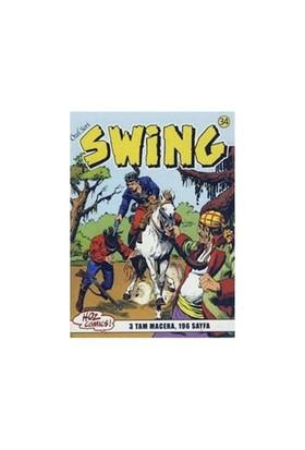 Özel Seri Swing Sayı: 34 Uçan Ay - Swing'in Hayaleti - Şirin Bir Şapka